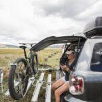 Bagażnik na rowery na hak